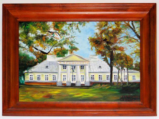 160313 Palace in Sochaczew Czerwonka - 17