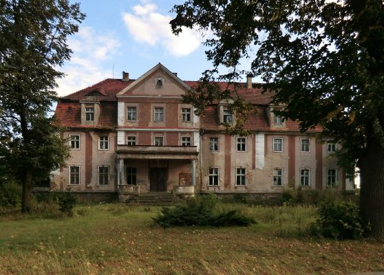 Świnino - Pałac (zetem)