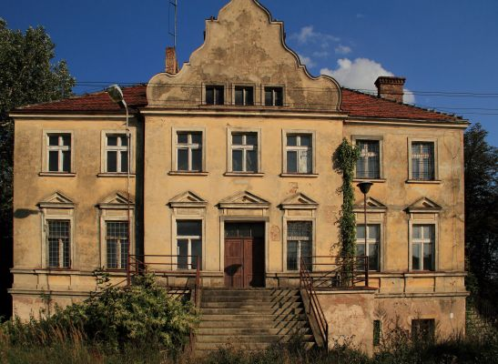 Tarnówek --Pałac- (zetem)