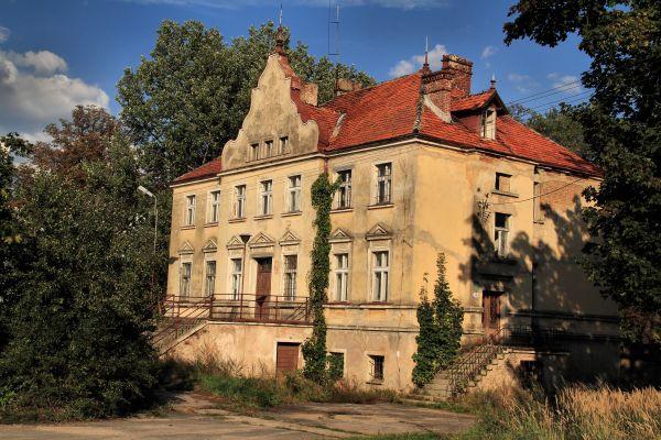 'Tarnówek -- Pałac (zetem)