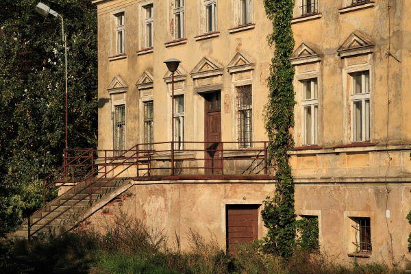 Tarnówek --Pałac (zetem)