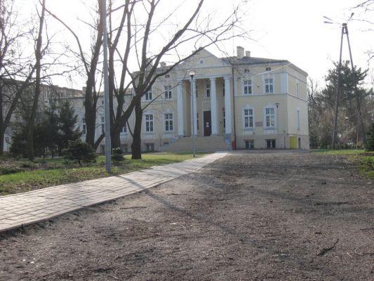 Tuczno pałac