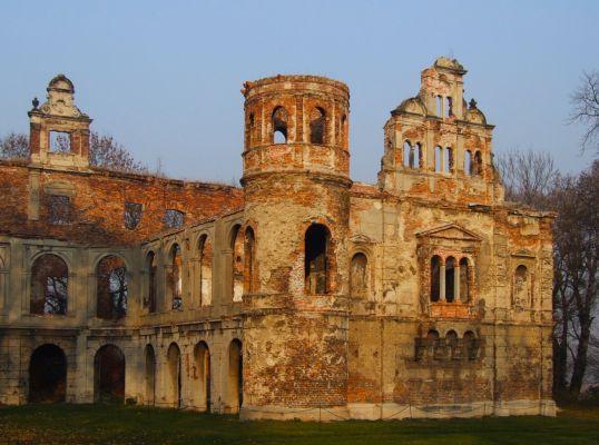 Schloss Tworkau