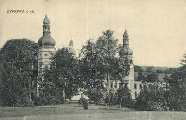 Schloss Zyrowa (1910)