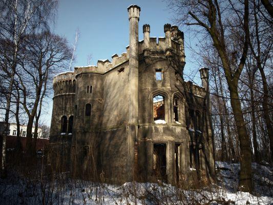 Zamek Wincklerów w Miechowicach Bytom (2)