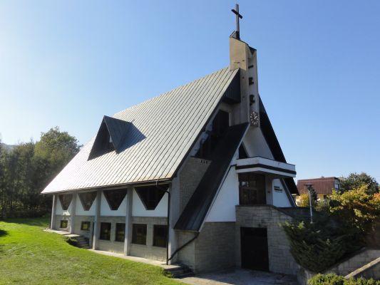 POL Brenna Kościół EA Ap. Bartłomieja 1