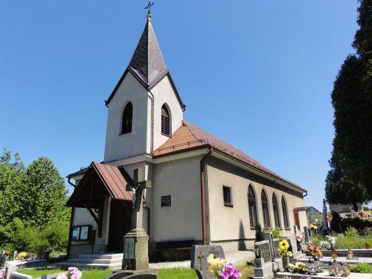 POL Górki Wielkie Kościół EA Apostoła Jana 2