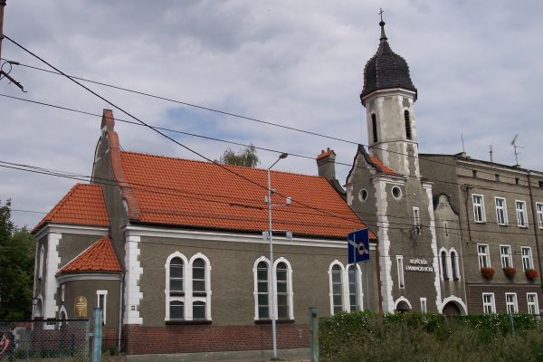 Ewangelicki Kościół Zbawiciela w Gliwicach