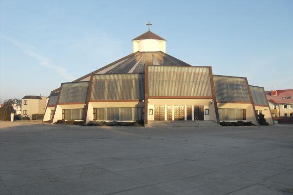 Gdańsk kościół Chrystusa Zbawiciela