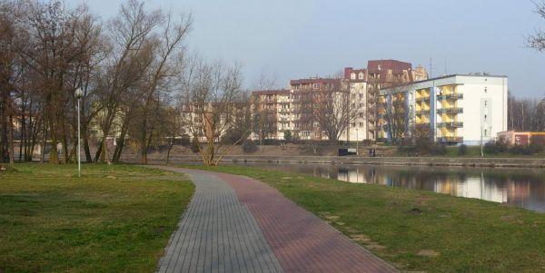Park centralny panorama 2