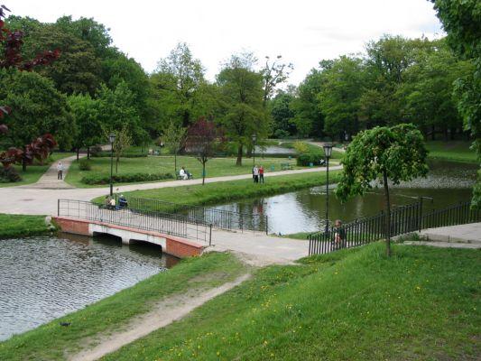 Park Helenów Lodz
