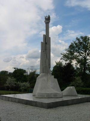 Pomnik Armii Łódź