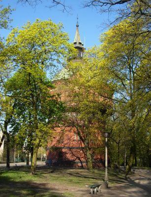 Park Henryka Dabrowskiego wieża 2008 bis