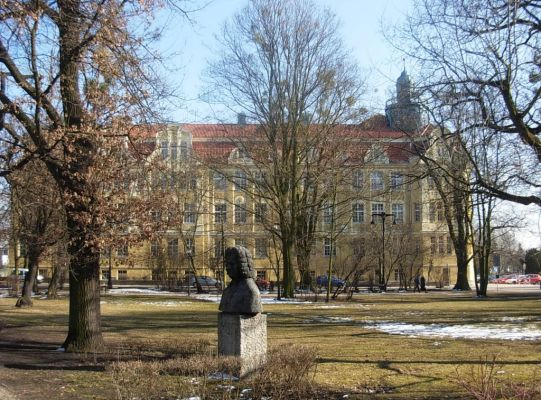 Park Jana Kochanowskiego w Bydgoszczy 1