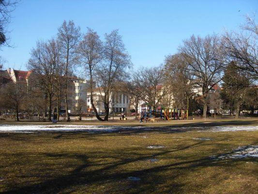 Park Jana Kochanowskiego w Bydgoszczy 2
