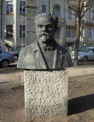 Pomnik Antonin Dworzak Bydgoszcz