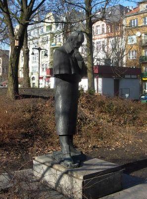 Pomnik Piotr Czajkowski Bydgoszcz