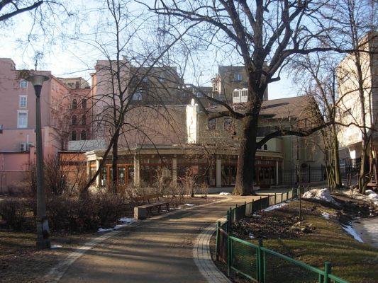 Park Kazimierza Wielkiego villa secesja