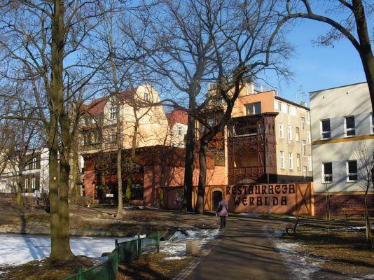Park Kazimierza Wilkiego 2