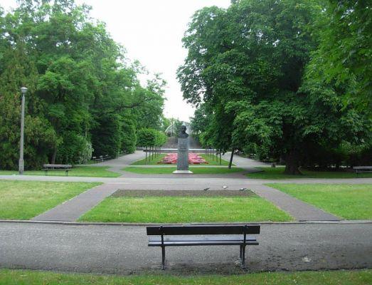 Park Ludowy w Bydg - 1