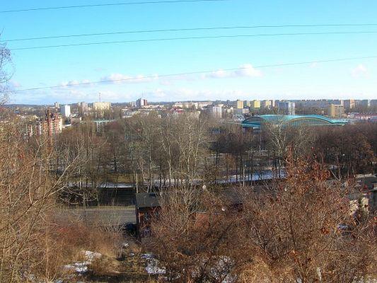 Park na Wzgórzu Wolności panorama 4
