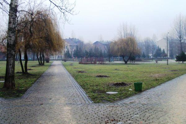 Park Olimpijczyków w Katowicach