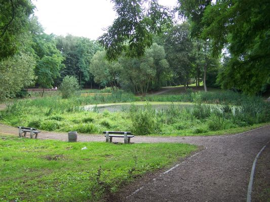 OsowaGora Park Glebinowa