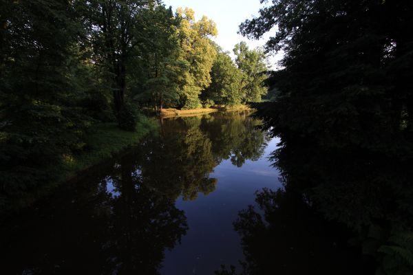 Park Zamkowy w Pszczynie - Pszczynka