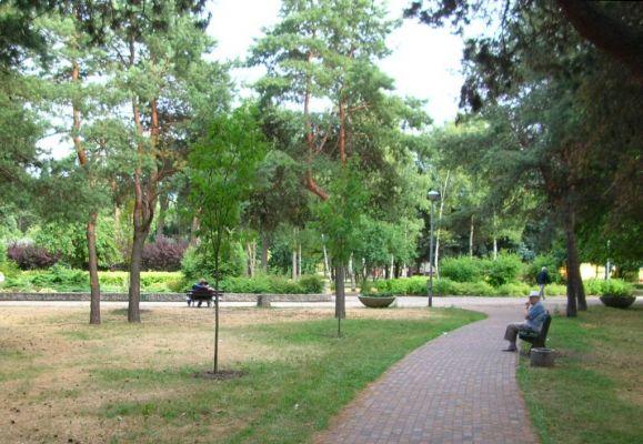 Park Załuskiego 1