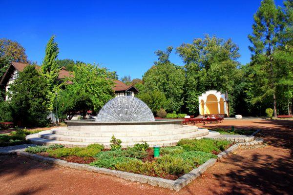 Park Zdrojowy w Jastrzębiu-Zdroju