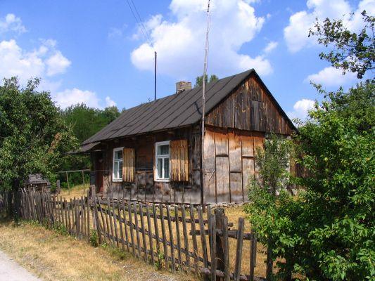POL Wieś Piekło - chałupa