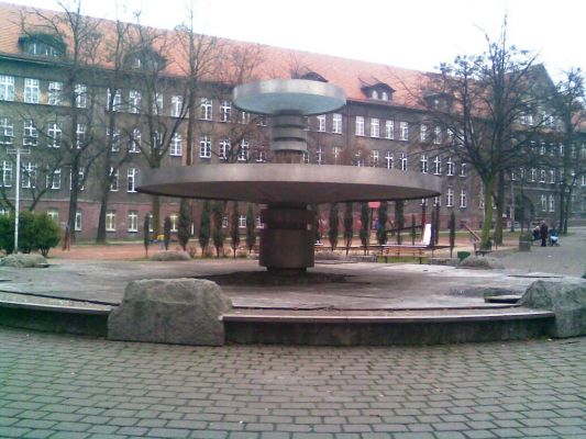 Hlond Square in Katowice 1