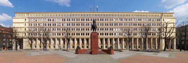Katowice - Urząd Marszałkowski Województwa Śląskiego