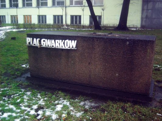 Katowice Plac Gwarkow 2