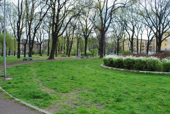Katowice Załęże Park Londzina