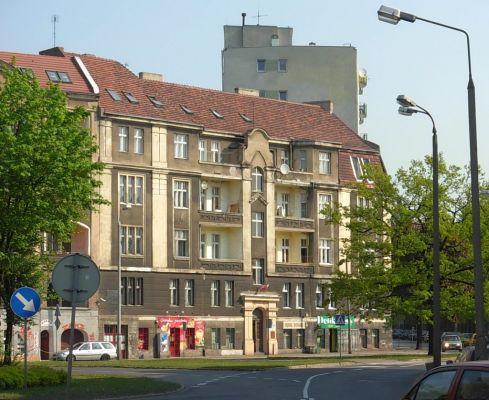 Plac Weyssenhoffa 7 - kamienica