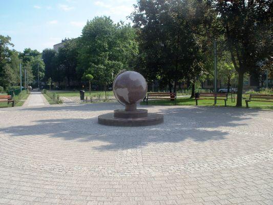Katowice - plac Miast Partnerskich (1)