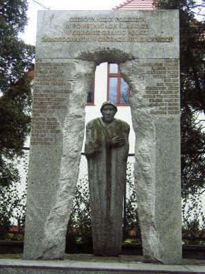 Giszowiec - Pomnik