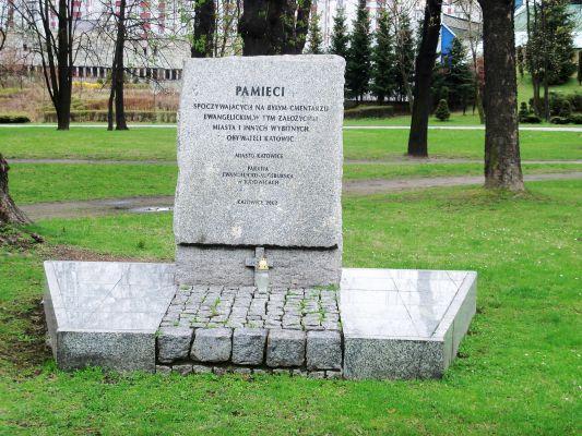 Katowice - plac Rady Europy