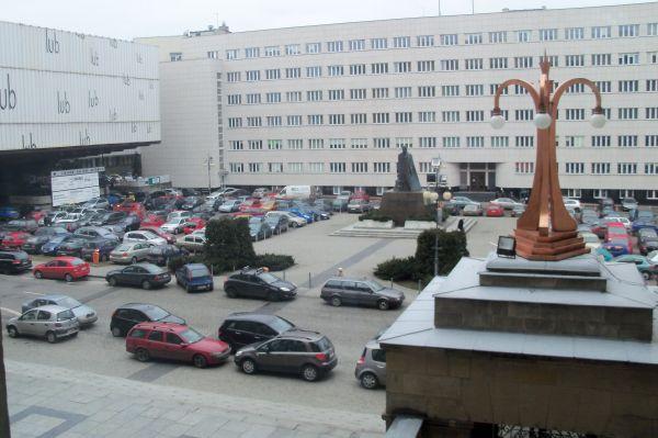 Katowice - plac Sejmu Slaskiego