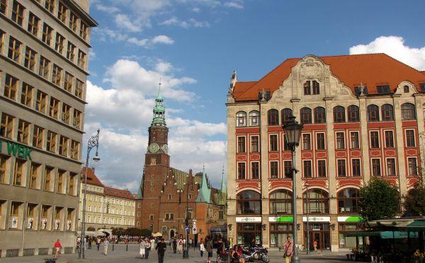 RynekRatuszWroclaw