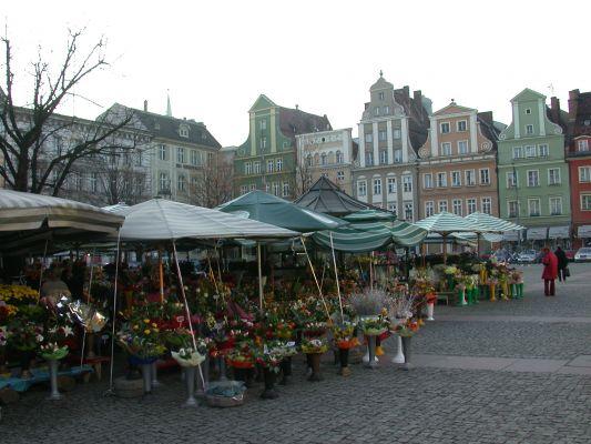 Wroclaw plac solny