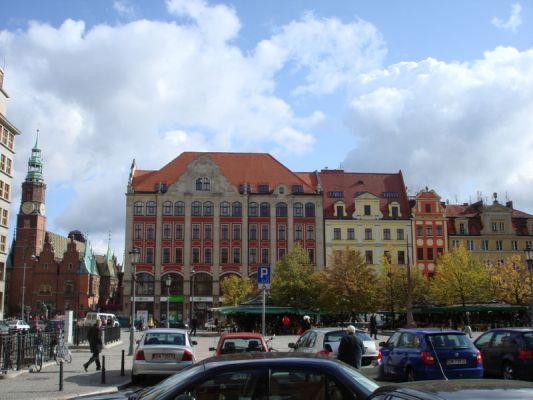 Wrocław, plac Solny - 3.10.2009 r.DSC09929
