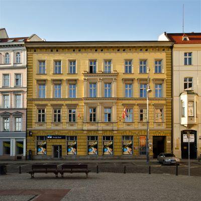 Wrocław Plac Solny 14 sm