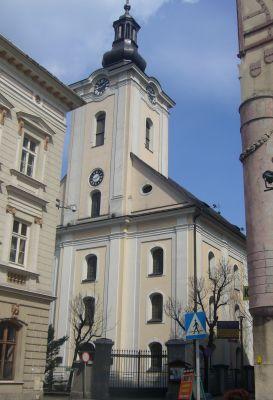Kościół ewangelicki pw. Lutra
