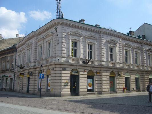 Pałac Strzygowskich - Bielsko-Biała