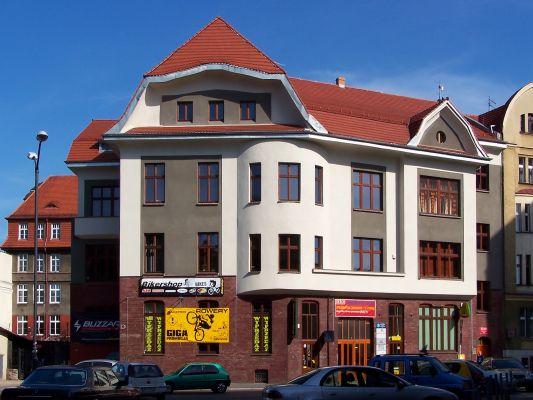 Katowice - Kamienica przy Pl. Wolności 02A