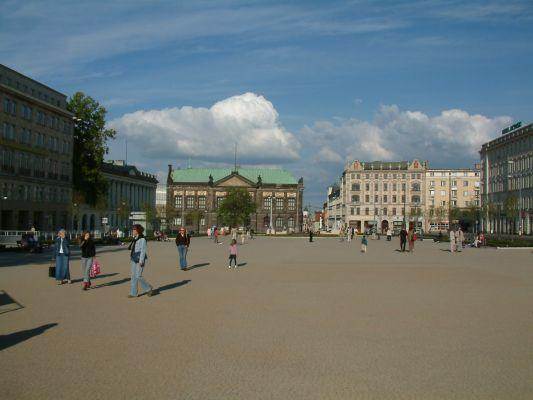 Plac Wolności Poznań RB1