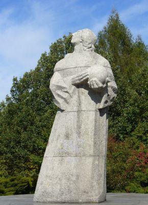 Kopernik pomnik