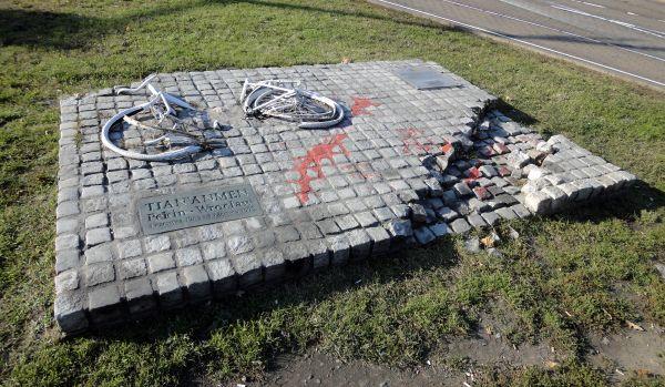 Wroclaw-pomnik Tien-An-Men